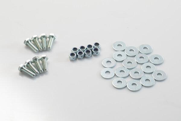 Schrauben-Set für PRO Seitenträger Für dauerhafte Montage.