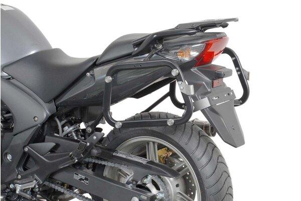EVO Kofferträger Schwarz. Honda CBF 500/600/1000.