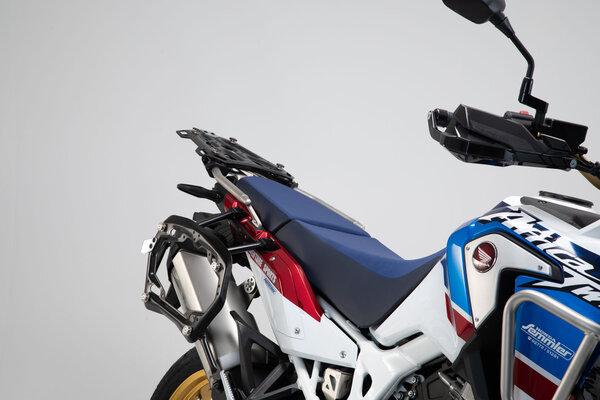 Soportes laterales PRO Negro. Honda CRF1000L / Adventure Sports (18-).