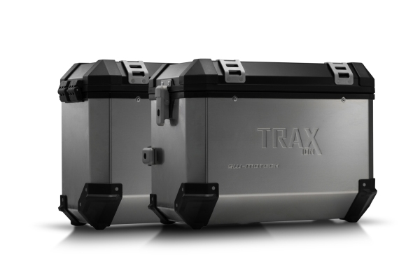 TRAX ION Alukoffer-System Silbern. 45/37 l. KTM 790 Adventure / R (19-).