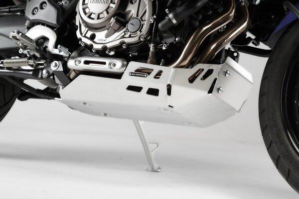 Motorschutz Silbern. Yamaha XT1200Z Super Ténéré (10-).