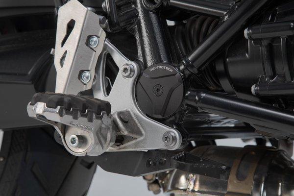 Frame cap set Black. BMW R nineT models (14-).