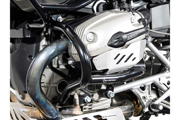 Crashbar Noir. BMW R 1200 GS (04-12).