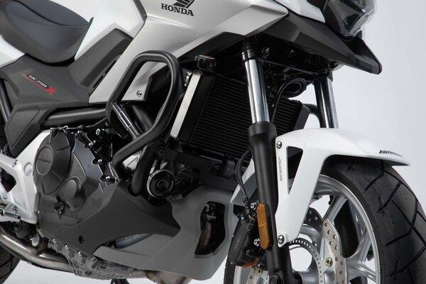 Divulgacher Accessoires Moto /Écran Pare-brise Car/énage Pare-brise For Honda NC 750 NC700X NC750X 700 X 2016-2020 2019 2018 2017 2016 Color : Smoky gray