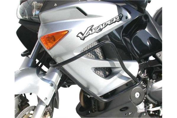 Sturzbügel Schwarz. Honda XL 1000 V (04 - 05)/(03ABS).