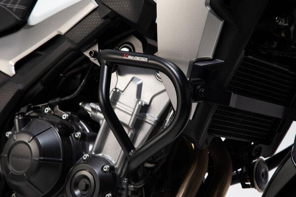 Sturzbügel Schwarz. Honda CB500X (16-).