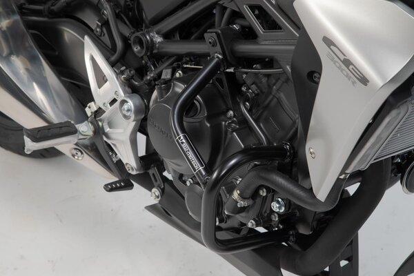 Sturzbügel Schwarz. Honda CB300R (18-).