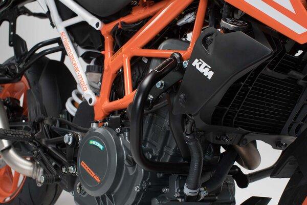 Sturzbügel Schwarz. KTM 390 Duke (13-).