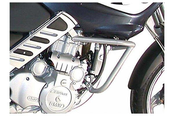 Sturzbügel Silbern. BMW F 650 CS Scarver (02-06).