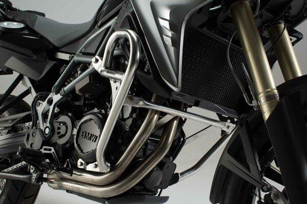 Barra di protezione motore Acciaio inox. BMW F 650/700/800 GS.