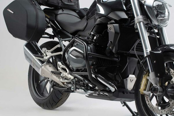 Crash bar Black. BMW R1200R / R1200RS (14-18).