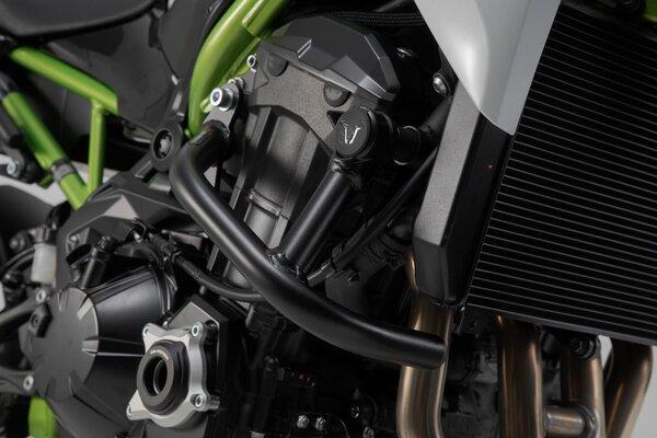 Crashbar Noir. Kawasaki Z900 (16-).