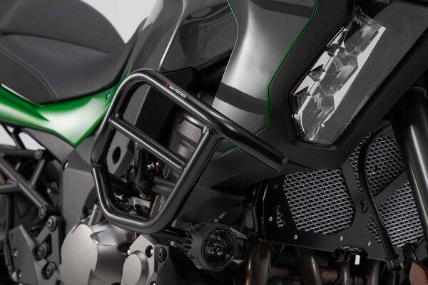 Crash bar Black. Kawasaki Versys 1000 (18-).