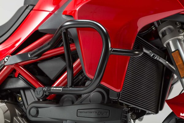 Crash bar Black. Ducati MultStrd.1200 (15-), 950