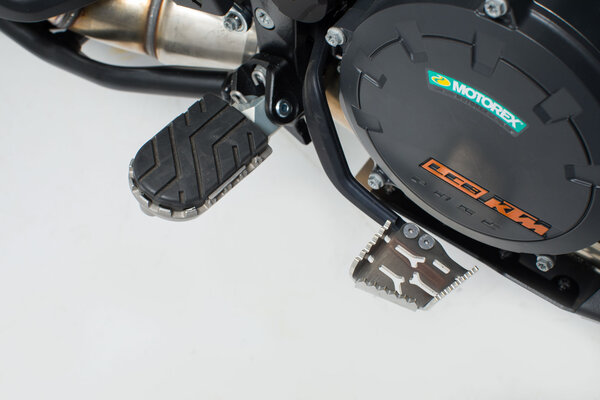 Expansion de pédale de frein Gris. KTM modèles.