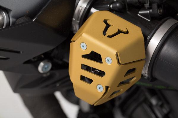 Protecteur de potentiomètre Doré. BMW R 1200 GS / R nineT / Scrambler.