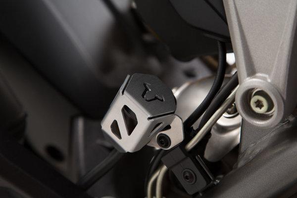Bremsflüssigkeitsbehälter-Schutz Hypermotard/Hyperstrada 821/939, Super Duke GT.