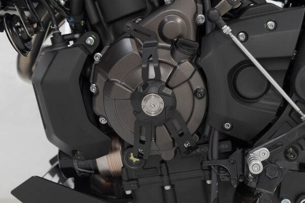 Lichtmaschinendeckel-Schutz Schwarz. Yamaha MT-07 / Tracer, XSR700.