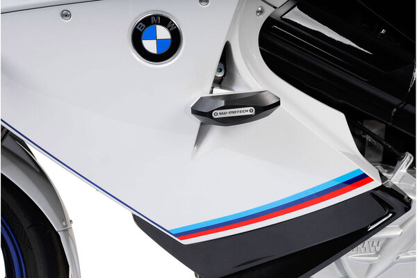 Kit de tope anticaidas Negro. BMW F 800 ST (06-12).