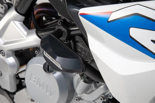 Kit tamponi di protezione Nero. BMW G 310 R (16-).