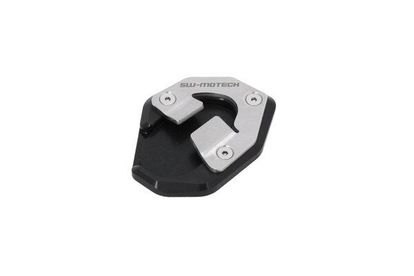 Extension for side stand foot Black/Silver. KTM 1290 Super Duke R (19-).