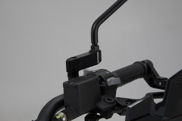 Mirror extension Black. Max. extension: 40 mm. Yamaha /KTM /Ducati.