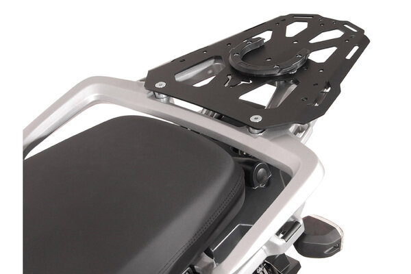 Anneau de réservoir EVO pour STEEL-RACK/SEAT-RACK Pour sacoches de réservoirs EVO. Noir.