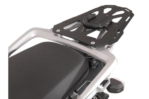 Anello agg. serb. EVO portab. STEEL-RACK/SEAT-RACK Per borse serbatoio EVO. Nero.