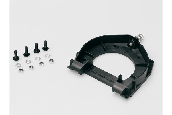 ION top ring For ION tank bags. QUICK-LOCK function. Black.