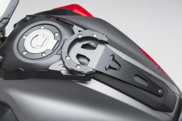 EVO Tankring Schwarz. Yamaha MT-07 (14-17) / Moto Cage (15-).