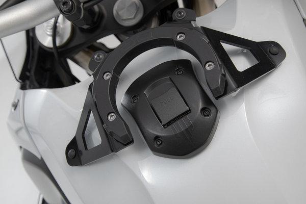 EVO Tankring Schwarz. Yamaha Ténéré 700 (19-).