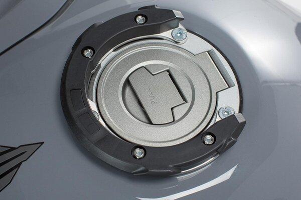EVO Tankring Schwarz. Yamaha YZF-R1 / R3 (15-), MT-10 (16-).