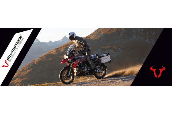 Banner R1200GS/TRAX ADV Größe: 3000 mm x 1000 mm.