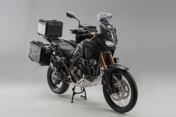 Adventure-Set Schutz Honda CRF1000L Africa Twin (15-).