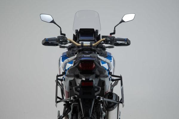 Adventure-Set Gepäck Silbern. Honda CRF1100L Adventure Sports (19-).
