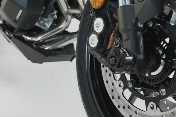 Kit aventure - Protection Yamaha MT-09 Tracer (14-16).
