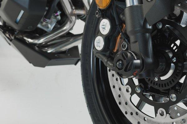 Kit aventure - Protection Yamaha MT-09 Tracer (16-17).