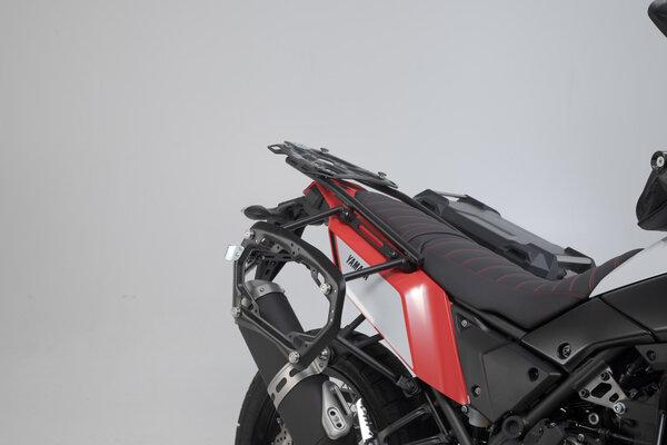 Kit aventure - Bagagerie Gris. Yamaha Ténéré 700 (19-).