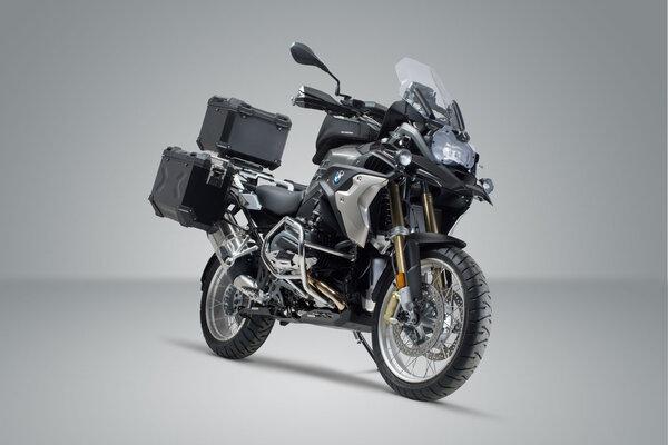 Kit aventure - Bagagerie Gris. BMW R 1200 GS (13-)/ R 1250 GS (18-).