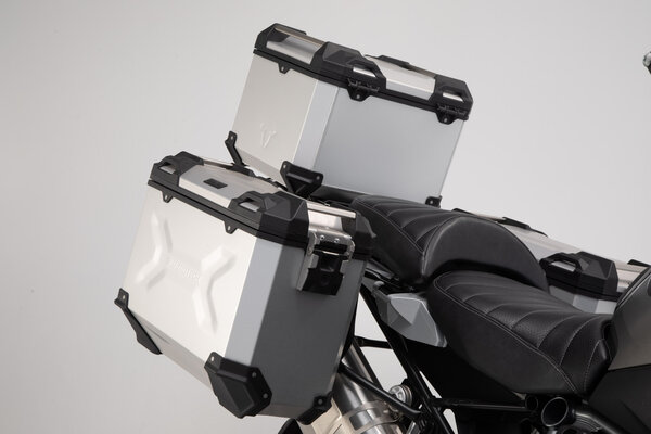 Set de Equipaje Adventure Negro. BMW R 1200 GS LC (12-)/ R 1250 GS (18-).