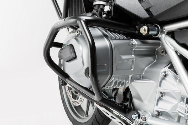 Set de Protección Adventure Negro. BMW R1200GS LC (16-) / Rallye (17-).