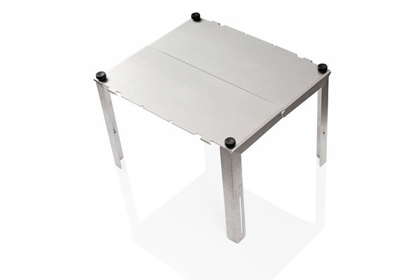 TRAX ION camping table plate For TRAX ION M/L. Aluminum.