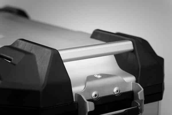 TRAX ADV M Seitenkoffer. Aluminium. 37 l. Links. Schwarz.