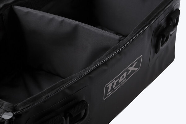 TRAX M/L expansion bag For TRAX/BMW/further side cases. 15 l. Waterproof.