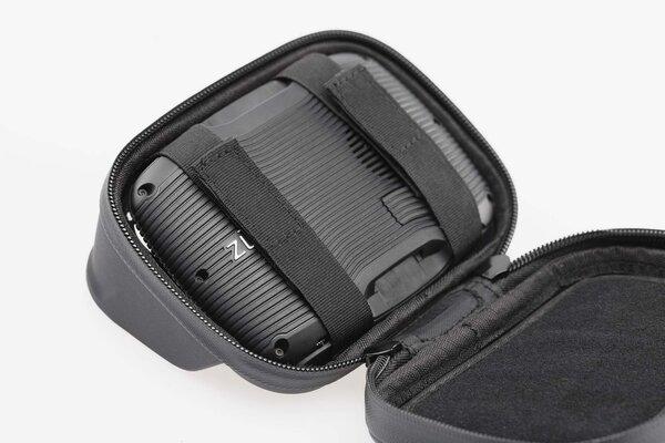 Navi Case Pro S Spritzwassergeschützt. Schwarz.