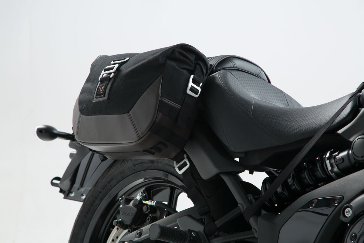 ZYYXB Motorrad Satteltasche PU Leder Werkzeugrolle Motorseitiges Gep/äck Reisewerkzeug Hecktasche Gro/ße Kapazit/ät Motorrad Seitensatteltaschen,Braun