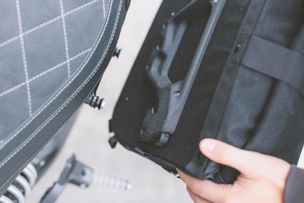 Legend Gear bolsa lateral LC2 - Black Edition 13,5 l. Para SLC soporte derecho lateral.