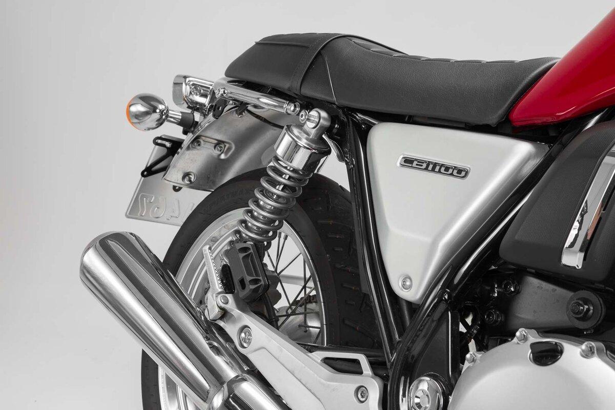 Sichere Satteltaschen Blaze Fur Honda Cb1100 Ex Von Sw Motech