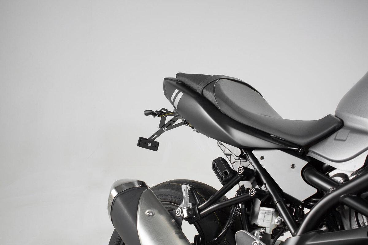 BLAZE saddlebag set for Suzuki SV650 - SW-MOTECHSW-Motech
