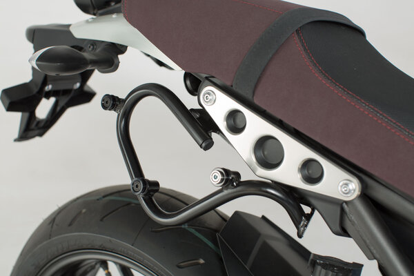 Legend Gear Seitentaschen-System LC Black Edition Yamaha XSR900 (15-).